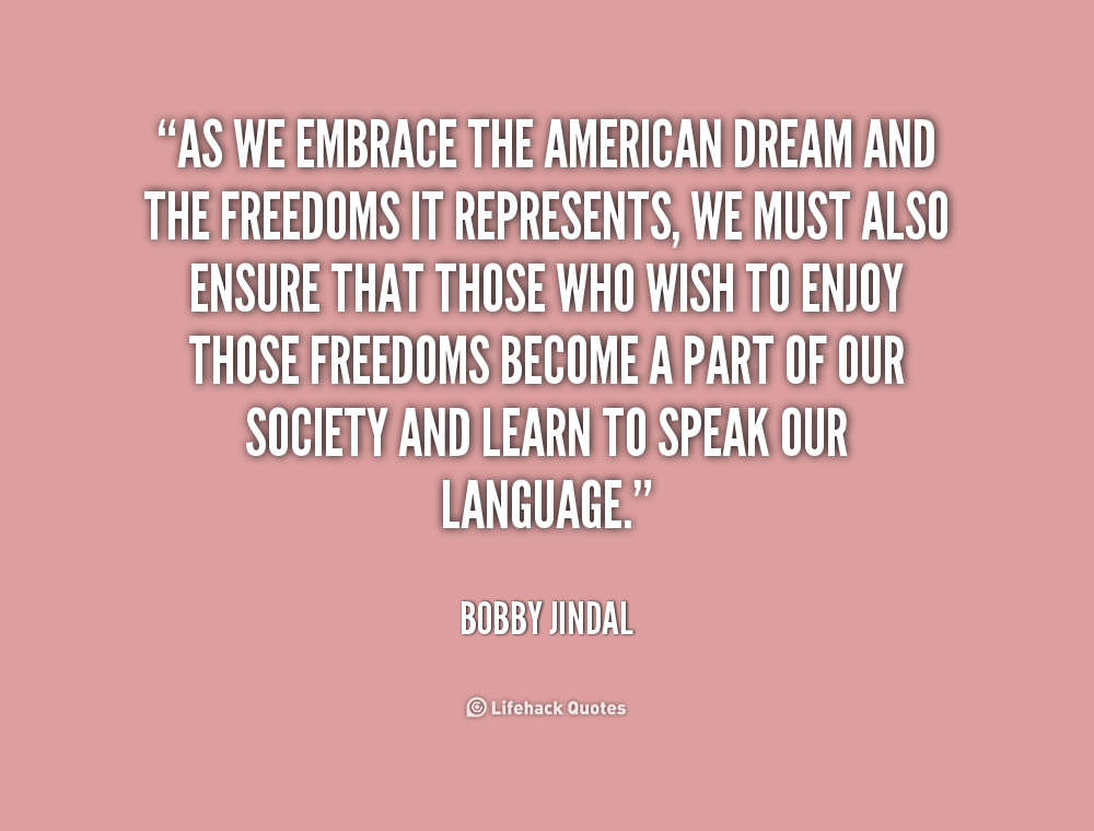 The American Dream Quotes Amazing Envisions Of The American Dream  Bkliegle17